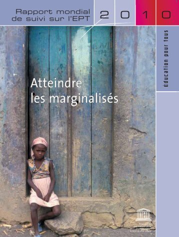 Atteindre les marginalisés - Institut de statistique de l'Unesco