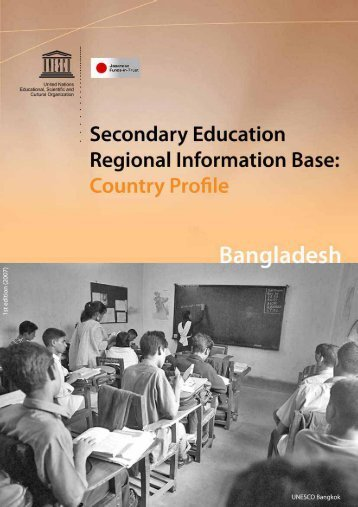Bangladesh - Institut de statistique de l'Unesco
