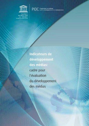 Indicateurs de développement des médias - Institut de statistique de ...