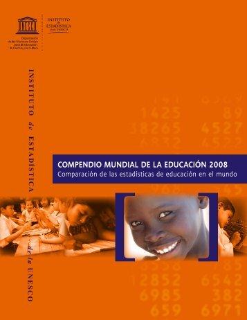 SPA_GED 2008_43_outlines.indd - Institut de statistique de l'Unesco