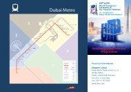 Accompanying Persons' Programme - UITP Dubai 2011