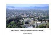 Part 1: Beams - Interdisciplinary Instrumentation Colloquium