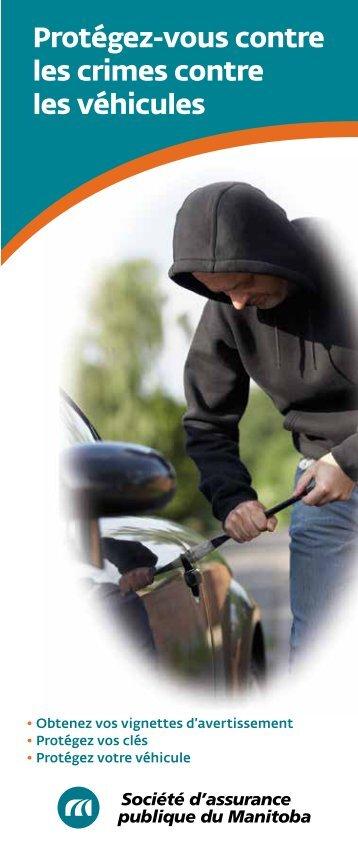 Protégez-vous contre les crimes contre les véhicules
