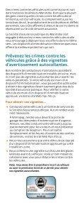 Protégez-vous contre les crimes contre les véhicules - Page 2