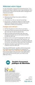 Protégez-vous contre les crimes contre les véhicules - Page 3