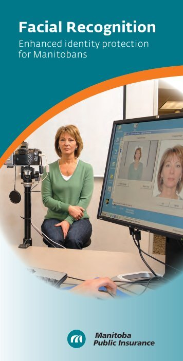 Facial Recognition - Manitoba Public Insurance