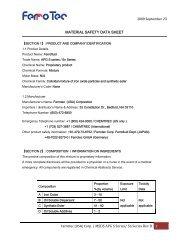 Download the apgSmsds.pdf - Ferrotec