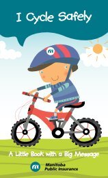 I Cycle Safely - Kids - Manitoba Public Insurance