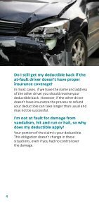 Deductibles - Manitoba Public Insurance - Page 4