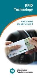 RFID Technology - Manitoba Public Insurance