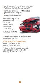Impaired Driving - Page 7