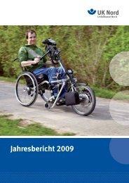 Jahresbericht 2009 - Unfallkasse Nord