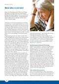 Pflege auf Distanz - Unfallkasse Nord - Seite 6