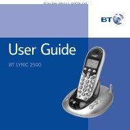 BT Lyric 2500 - UK Surplus