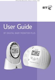 5740 BT Baby Monitor Pl UG [5] - UK Surplus