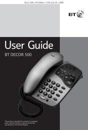 Decor 500 user guide - UK Surplus