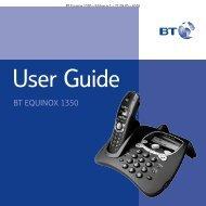 BT Equinox 1350 - UK Surplus