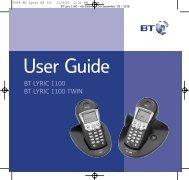BT Lyric 1100 - UK Surplus