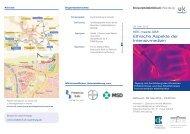 Link zum Flyer - Universitätsklinikum Würzburg