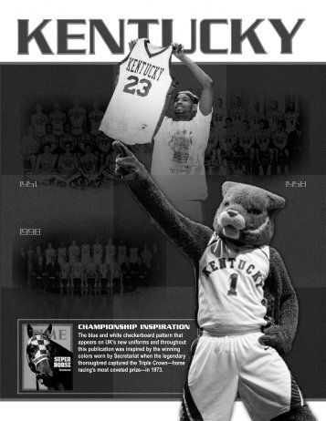 available in PDF - University of Kentucky Athletics
