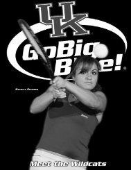 Section 2 (11-22).qxp - University of Kentucky Athletics