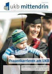 ukb mittendrin - Universitätsklinikum Bonn - Universität Bonn