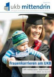UKB mittendrin 3/2013 - Universitätsklinikum Bonn - Universität Bonn