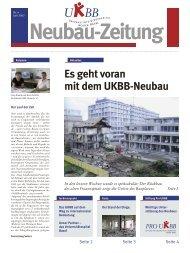 Neubauzeitung Nr. 4 - UKBB