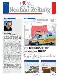 Neubauzeitung Nr. 6 - UKBB