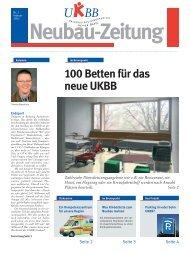 Neubauzeitung Nr. 2 - UKBB