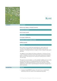 Kent case study - ukcip