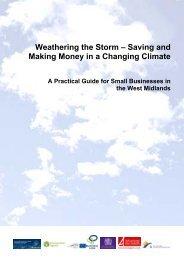 Weathering the Storm - ukcip