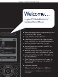 BT Glide User Guide - UkCordless - Page 2