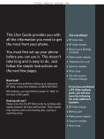 BT Glide User Guide - UkCordless - Page 3