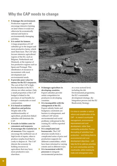 Trade and Agriculture - UK Food Group
