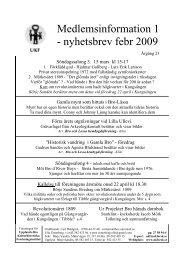2009:1 - Upplands-Bro Kulturhistoriska Forskningsinstitut
