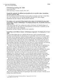 Länkar kungörelser 1800-1810