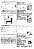 Hitachi L32HP03U - Page 5
