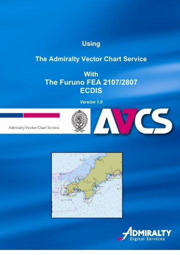 The Furuno FEA 2107/2807 ECDIS - United Kingdom Hydrographic ...