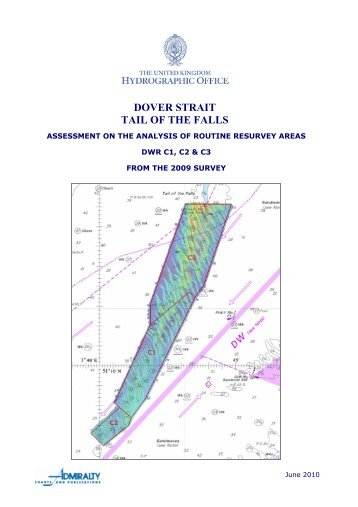 DWRC1-2-3 Tail of The Falls - United Kingdom Hydrographic Office