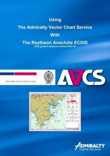 Admiralty Vector Chart Service - United Kingdom Hydrographic Office