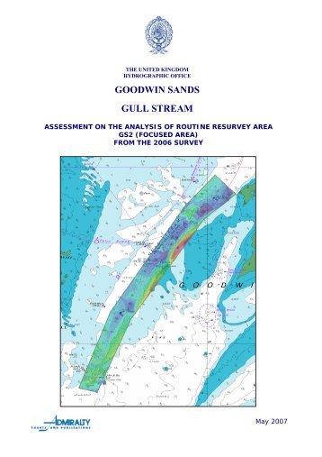 GS2 Gull Stream - United Kingdom Hydrographic Office