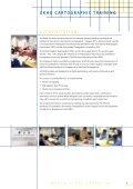 ukho cartographic training - United Kingdom Hydrographic Office - Page 4