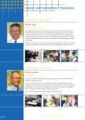 ukho cartographic training - United Kingdom Hydrographic Office - Page 7