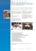 ukho cartographic training - United Kingdom Hydrographic Office - Page 5