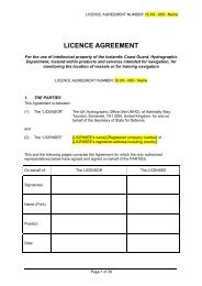 Pdf of Icelandic DCP licence template - United Kingdom ...