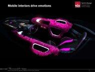 Mobile interiors drive emotions - Ukintpress-conferences.com