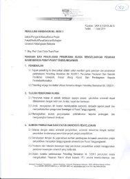 pekeliling bendahari bil. 9/2011 - Universiti Kebangsaan Malaysia