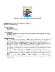 assoc. prof. dr. harun bin hj. hamzah - Universiti Kebangsaan Malaysia