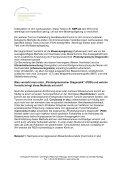Blasenkrebs (Urothelkarzinom der Harnblase) - Urologische Klinik ... - Page 2